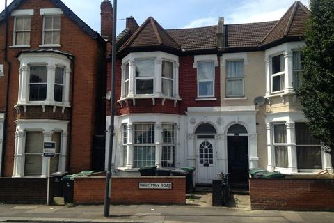 Studio to rent - Wightman Road, Haringey, N8