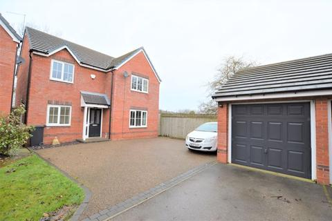 4 bedroom detached house for sale - Greenwood Close, Audenshaw