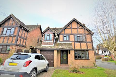 4 bedroom detached house to rent - Oakfield Way, Bexhill-on-Sea, TN39