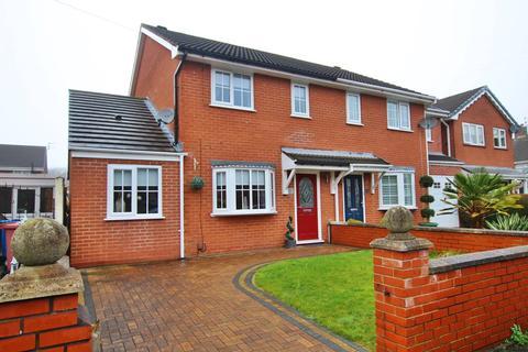 3 bedroom semi-detached house for sale - Sutherland Road, Prescot, L34