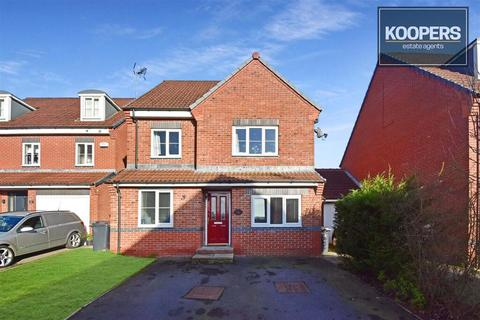 3 bedroom detached house for sale - Dodgewell Close, Blackwell, Alfreton