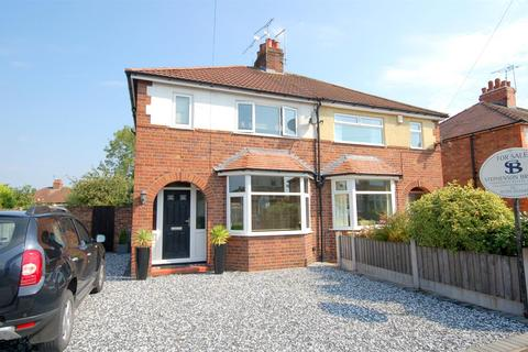 3 bedroom semi-detached house for sale - Walford Avenue, Crewe