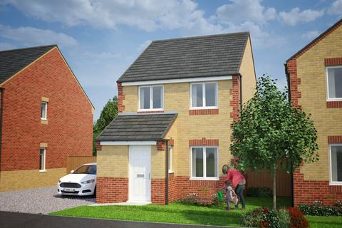 3 bedroom detached house for sale - Plot 98, Kilkenny, Briar Lea Park , Longtown, Carlisle, CA6