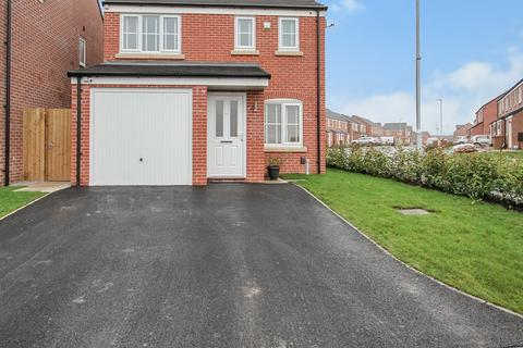3 bedroom detached house for sale - Whitby Close, Newton-le-Willows, Newton-le-Willows, WA12