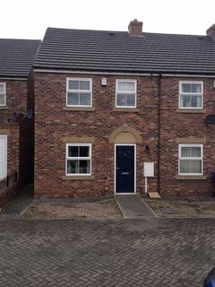 3 bedroom townhouse to rent - High Street, Chesterfield, S43