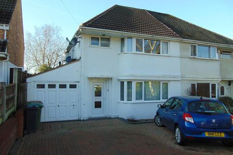 3 bedroom semi-detached house for sale - Blackwood Road, Streetly, Sutton Coldfield