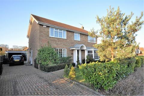 4 bedroom detached house for sale - Littlefield Close, Nether Poppleton, York YO26 6HX