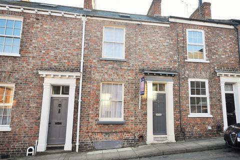 3 bedroom terraced house for sale - Buckingham Street, Bishophill, York, YO1 6DW