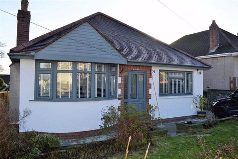 3 bedroom detached bungalow for sale - Waun Gron Close, Treboeth, Swansea