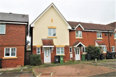 3 bedroom end of terrace house for sale - Stagshaw Close, Maidstone