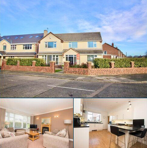 4 bedroom detached house for sale - The Broadway, Tynemouth