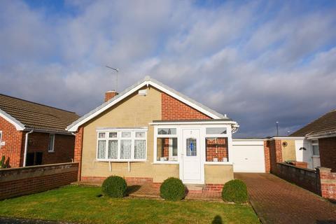 2 bedroom detached bungalow for sale - Levisham Close, Tunstall, Sunderland