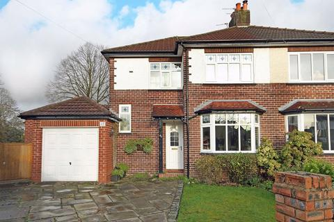 4 bedroom semi-detached house for sale - Green Drive, Timperley, Cheshire