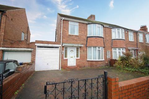 3 bedroom semi-detached house to rent - Stokesley Grove, High Heaton, Newcastle upon Tyne