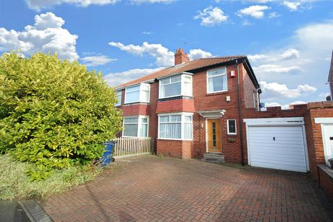 3 bedroom semi-detached house to rent - Teesdale Gardens, Newcastle Upon Tyne