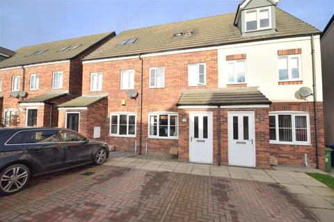 3 bedroom townhouse for sale - Corning Road, Alexandra Park, Sunderland