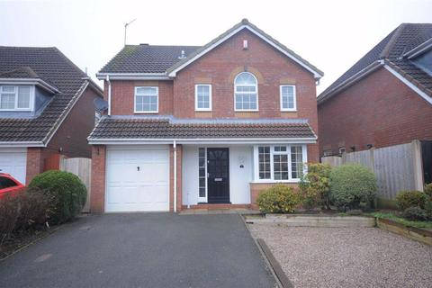 4 bedroom detached house for sale - Leacroft, Stone