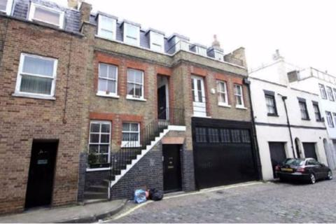 1 bedroom apartment to rent - Weymouth Mews, Marylebone, London