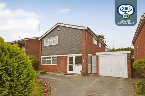 4 bedroom detached house for sale - Brentwood Avenue, Finham, Coventry