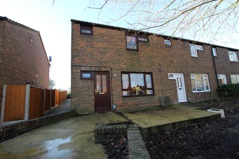 3 bedroom end of terrace house for sale - Westminster Gardens, Houghton Regis, Dunstable