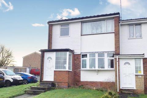 3 bedroom terraced house for sale - Fernwood Drive, Rugeley, WS15 2PZ