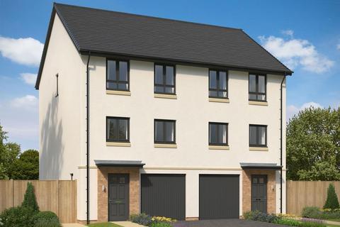 3 bedroom terraced house for sale - Plot 3, TURNBERRY at Gilmerton Heights, Gilmerton Station Road, Edinburgh, EDINBURGH EH17
