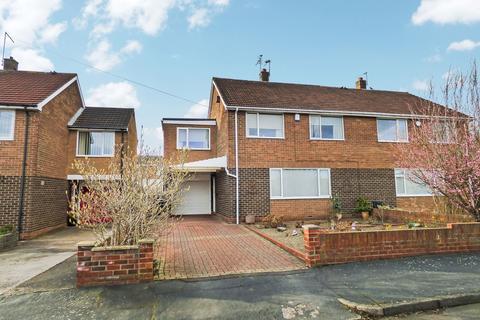 4 bedroom semi-detached house for sale - Grange Road, Carrville, Durham, Durham, DH1 1AQ