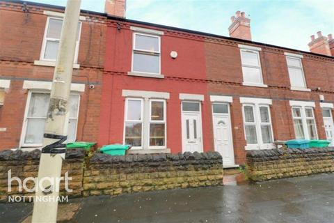 2 bedroom terraced house to rent - Laurie Avenue, Forest Fields NG7