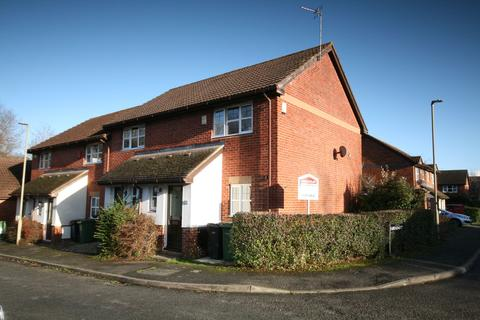 2 bedroom end of terrace house for sale - Fairfax Gate, Oxford, OX33