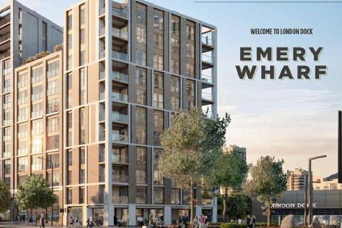 1 bedroom apartment to rent - Emery Wharf, London Dock, Wapping