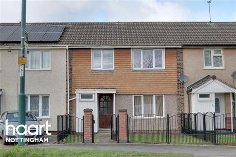 3 bedroom terraced house to rent - Abbotsford Drive, NG3