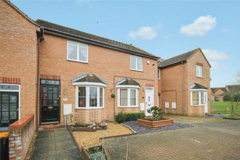 2 bedroom terraced house for sale - Odin Close, Bedford