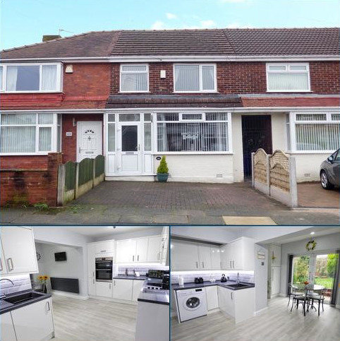 2 bedroom terraced house for sale - Cudworth Road, Blackley, Manchester, M9