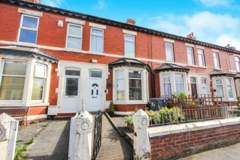 3 bedroom terraced house for sale - Hawthorn Road, Blackpool, FY1
