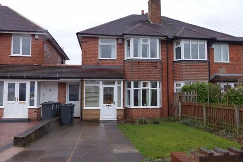 3 bedroom semi-detached house for sale - Ivy Road, Sutton Coldfield