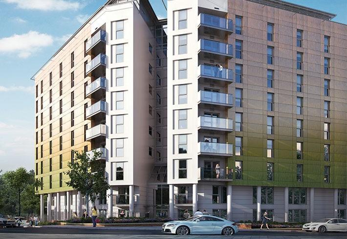 105 Bell Barn Road, Birmingham, B15 2GL 1 bed apartment to ...