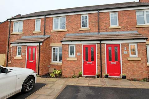 2 bedroom terraced house for sale - Parker-Jervis Place, Stone, ST15