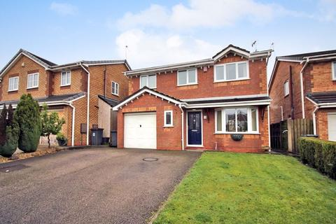 4 bedroom detached house for sale - Friesian Gardens, Teesdale Heights, Newcastle Under Lyme