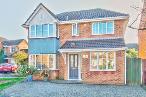 4 bedroom detached house for sale - Blann Close, Nursling, Hampshire