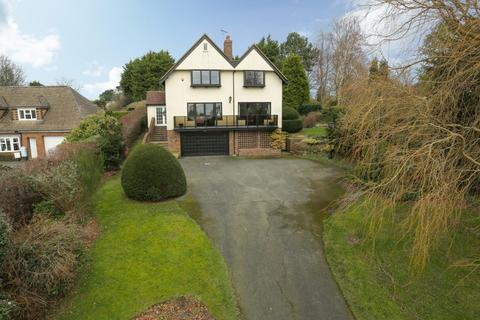 4 bedroom detached house for sale - Sandling Road, Saltwood, Hythe