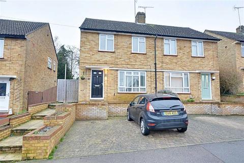 2 bedroom semi-detached house for sale - Pearson Avenue, Hertford, SG13