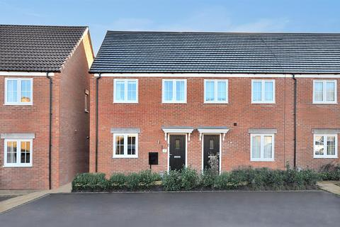 3 bedroom townhouse for sale - Holly Court, Newark