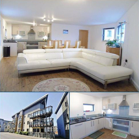2 bedroom apartment for sale - St Catherines Court, Marina, Swansea, West Glamorgan