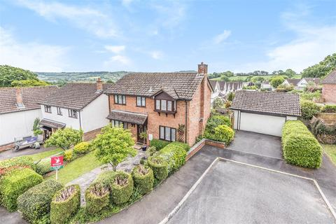 4 bedroom detached house for sale - Newbery Close, Colyton