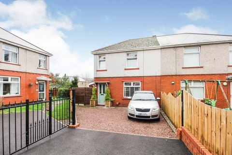 3 bedroom semi-detached house for sale - Heol Aelybryn, Ebbw Vale, NP23