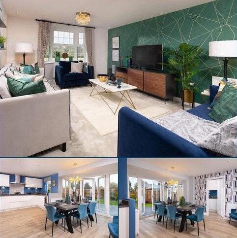 4 bedroom detached house for sale - Plot 46, HOLDEN at The Paddocks, Newton Road, Newton Solney, BURTON-ON-TRENT DE15