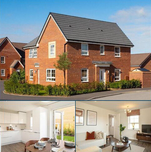 3 bedroom end of terrace house for sale - Plot 154, MORESBY at Barratt Homes @Mickleover, Etwall Road, Mickleover, DERBY DE3