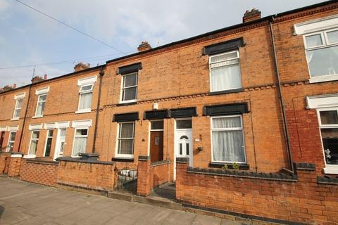 2 bedroom terraced house to rent - Oban Street, West End, Leicester, LE3 9GA