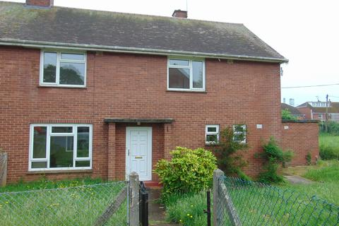4 bedroom semi-detached house to rent - Butts Road, Exeter, Devon, EX2