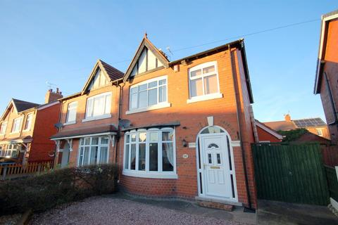 4 bedroom semi-detached house for sale - Tynedale Avenue, Crewe